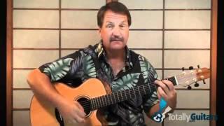 Rockstar - Guitar Lesson Preview - Nickelback
