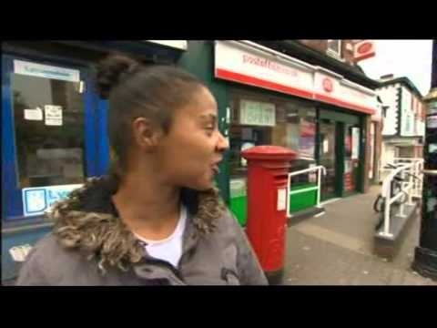 Birmingham: Stabbing at Moseley Post Office in armed raid