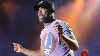 Darius Rucker Discusses Race and Country Music