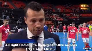 Final copa de España futsal 2019