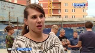 В Волгограде обманутые дольщики ждут жилья с 2007 года