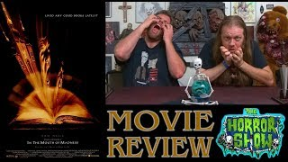 """In the Mouth of Madness"" 1995 John Carpenter Movie Review - The Horror Show"