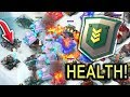 SO MUCH HEALTH! | Iron Will + Boosted Scorchers | Boom Beach