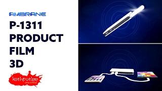 P-1311 Ambrane Power Bank - 3D Product Film