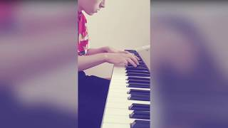 Friday I'm in Love - The Cure   Short Piano Cover (Carme Rodríguez)