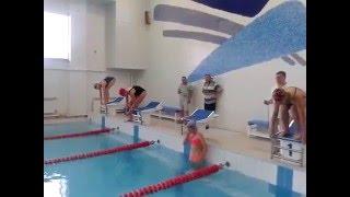 Фестиваль ГТО.Плавание 50 м