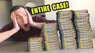 *YOU WANTED THIS OPENING!* Over 200 PACKS of Pokemon Cards!