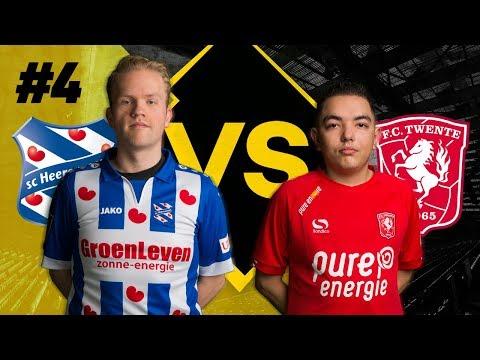 #HEETWE | Niels Krist vs Emre Benli | Speelronde 4 | XBOX | eDivisie 1718