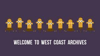 West Coast Archives : Record Storage in Los Angeles (213-784-4660)