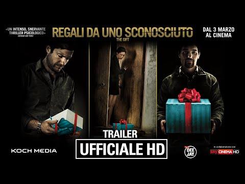 Regali Da Uno Sconosciuto - The Gift | Trailer Ufficiale Italiano | HD