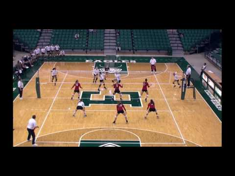 Northern Illinois Downs Eastern Michigan, 3-0, At Home