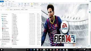 Fifa 14 3DM not launching problem solved(nosTeam,skidrow etc.,) 2017!!!!