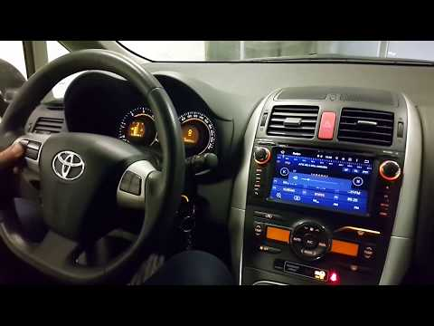 Auris android 6 multimedya navigasyon cihazı - EMR Garage Ankara