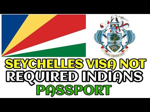 Seychelles Work permit Work Visa Seychelles Tourist Visiter Visa Seychelles Visa Not Required