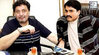 Rishi Kapoor's TEA DATE With Dawood Ibrahim