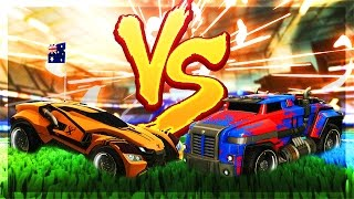 1 VERSUS 1 ROCKET LEAGUE!