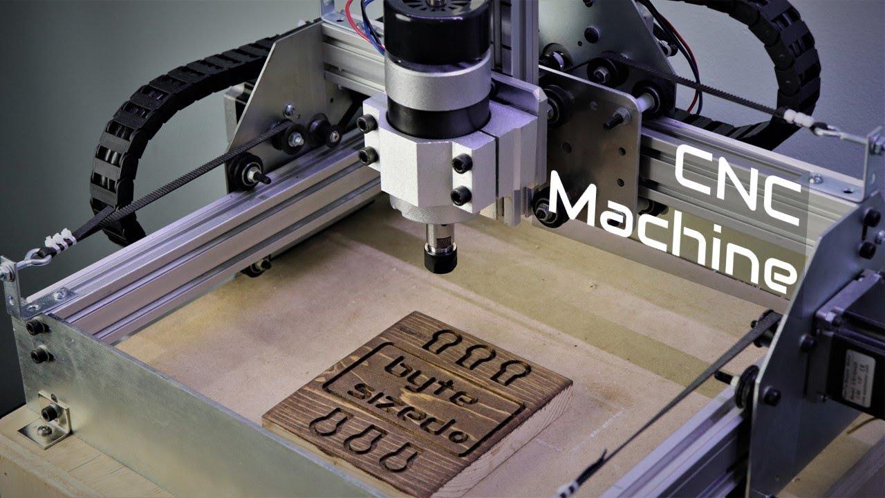 How To Build A Desktop CNC Machine