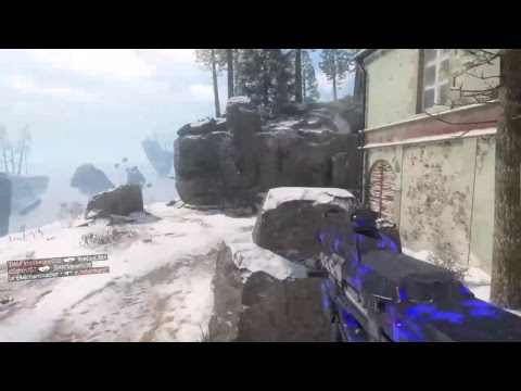 Pub stomping on bo3 hardcore going for the contact 500m head shot