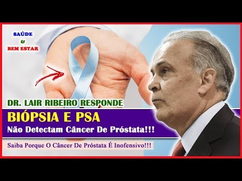 vídeos de câncer de próstata