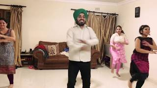 Ghaint Patola - Bhangra Rehearsal