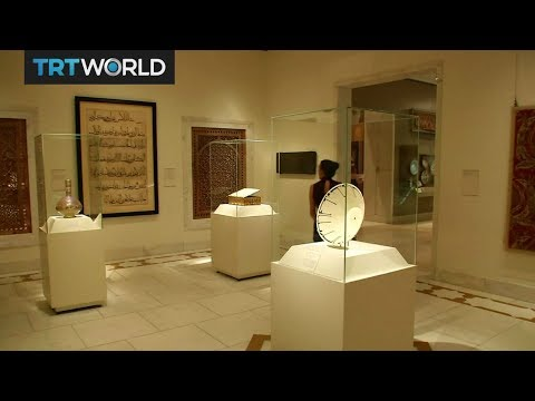 The Trump Presidency: Museum showcases Islamic art in response to ban