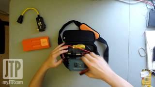 DIY Portable Power for Strobes Monolights Vagabond II Alien Bees Build your own