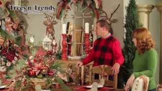 """Vintage Treasures"" Christmas Decorating Theme - 2014 Thumbnail"