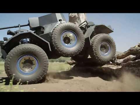 Вездеход от toyo tires