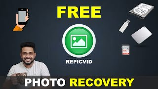 How to RECOVER DELETED PHOTOS ? - FREE SOFTWARE