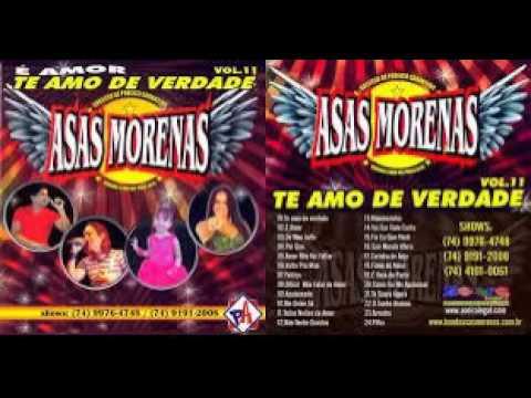 Cd Asas Morenas Vol.11(2010)