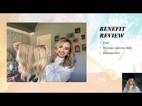 Benefits of Halo Couture Hair Extensions