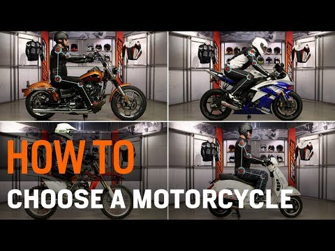 Motorcycle Types for