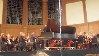 Mozart Concerto 23 Winston-Salem Symphony.