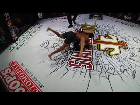 Cage Titans XXXIV: Jordan Brown vs Matt Waddell
