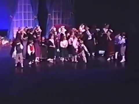 (The) Nutcracker - Stapleton School of the Performing Arts - Christmas 1996