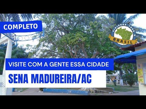 Viajando Todo o Brasil - Sena Madureira/AC - Especial