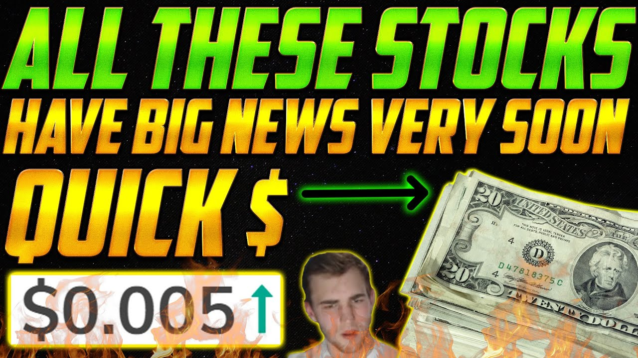 KILLER $0.00 Penny Stock before the RUN! 5 Stocks heating up w/ BIG DEALS!💸120% Gain