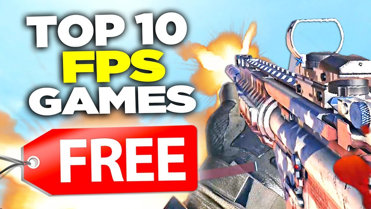 Top 10 Free Pc Fps Games 2019 New Youtube