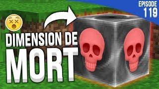 JE N'AURAIS JAMAIS DU ENTRER DANS CE PORTAIL... | Minecraft Moddé S4 | Episode 119