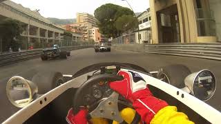 1974  Hesketh James Hunt - Monaco Historic GP 2021 Onboard