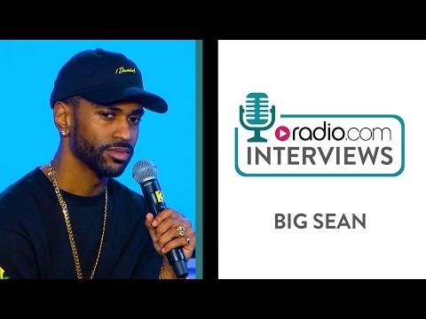 Big Sean Talks Working with Eminem on