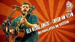 Ela disse adeus (versão bluegrass) - Supernova ao vivo em Santos