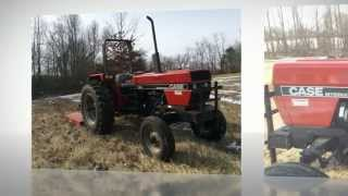 case ih 585 tractor for sale