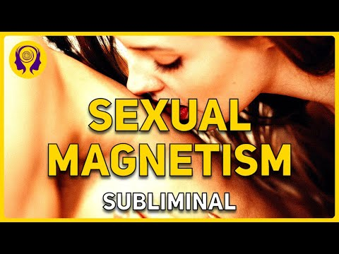 ★SEXUAL MAGNETISM★ Attract Beautiful Women Fast! (For Men) - Powerful Success SUBLIMINAL 🎧