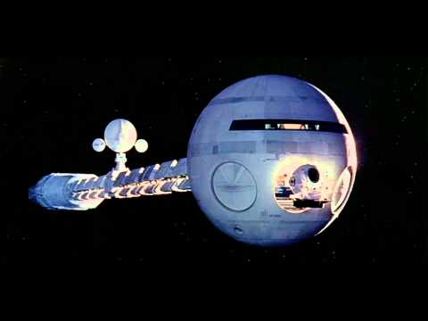 Discovery One Ambient Sound from 2001: A Space Odyssey for 12 Hours