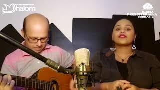 CANÇÃO DO APOCALIPSE | Toque No Altar | Voz & Violão : Ricardo & Everlyn Porto