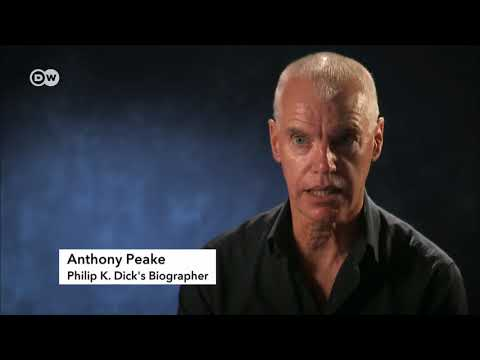 The world according to Philip K Dick  Mirrored from DW Doc Channel