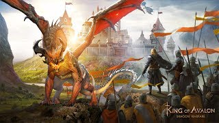 EPIC MAGIC STRATEGY GAME - King Of Avalon