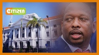 Sonko denies misappropriating funds at City Hall