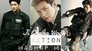 Bollywood fight songs mashup||Ji chang wook action Mv||Korean mix